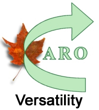 CAROlogoVERSATILITY